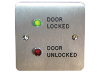 LED Door Indicator